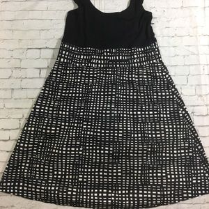 Theory dress black size 6